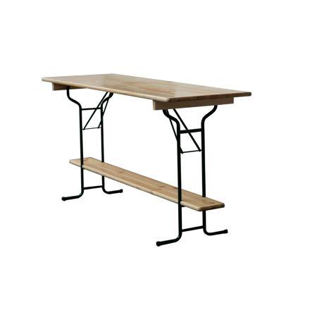 Pártystany Jičín Skládací barový stůl - délka 220cm
